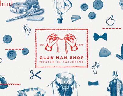 Club Man Shop