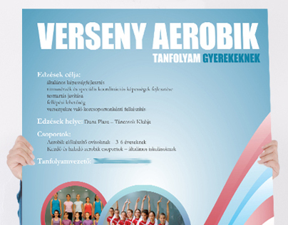 Aerobic posters