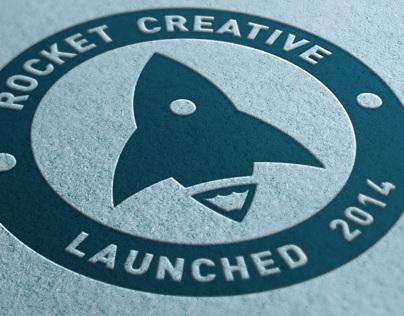 Rocket Creative Logo Design