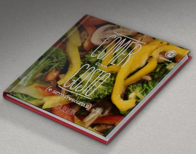 Livro Comer com Gosto