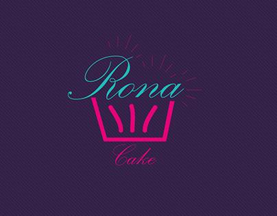 Rona Cake Logo