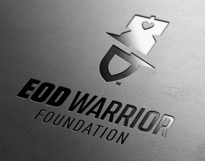 EOD Warrior Foundation Branding