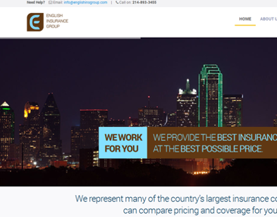 English Insurance Group, Dallas