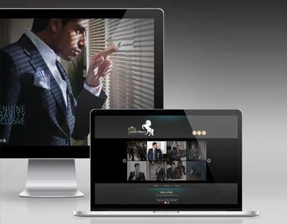 Cavallo Bianco Website
