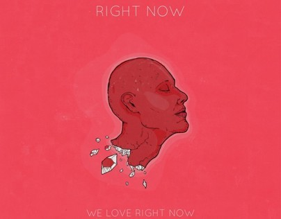 We love Right Now (EP cover) 2014
