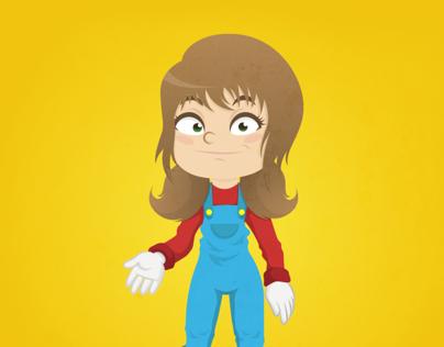 Marina (Nintendo Inspiration)