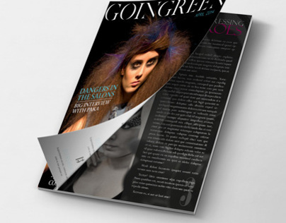 GoinGreen Magazine