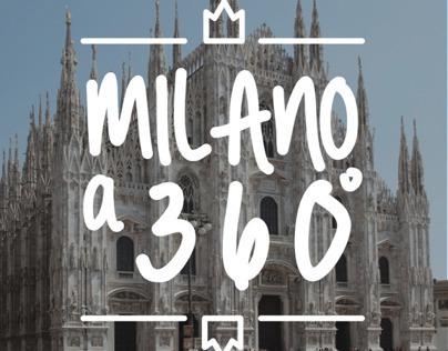 Milano a 360°