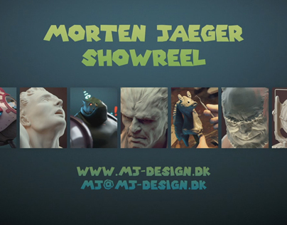 Showreel - Morten Jæger