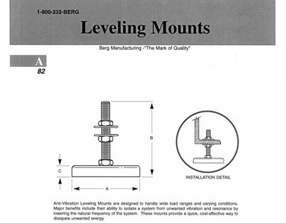 Catalog Page Layout