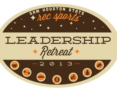 Leadership Retreat Sticker