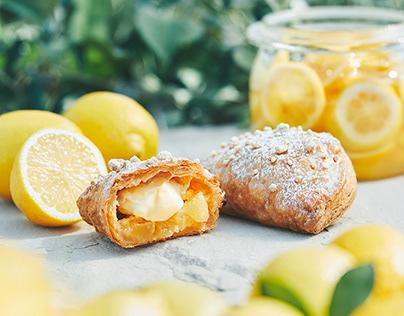 RINGO - Lemon Custard Apple Pie KV