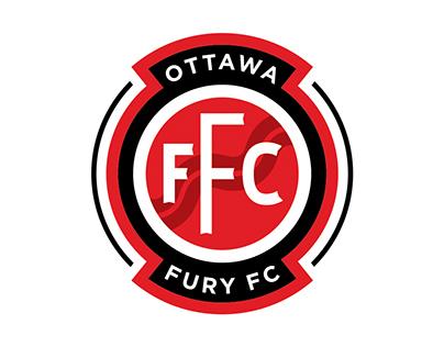 Ottawa Fury FC Redesign