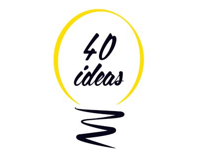 40 ideas