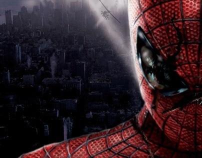Spider-Man: Symbiod Invasion (One-Sheet)