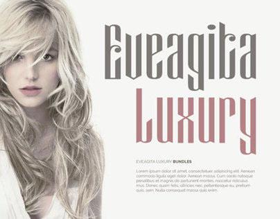 Eveagita Luxury Font - 80% OFF