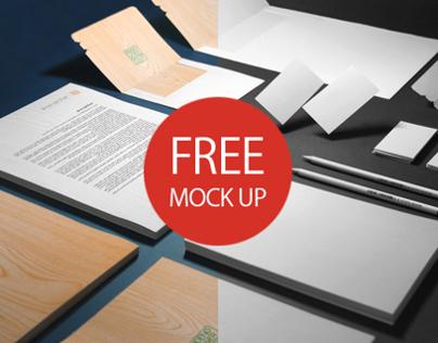 Branding Mock Up Free