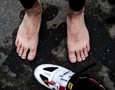 CYCLING FOOT