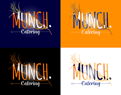 Munch Catering - Unfruitful concepts
