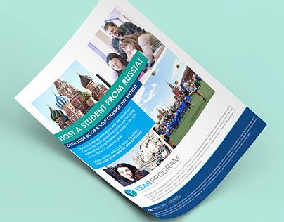 YEAR Program Flyer
