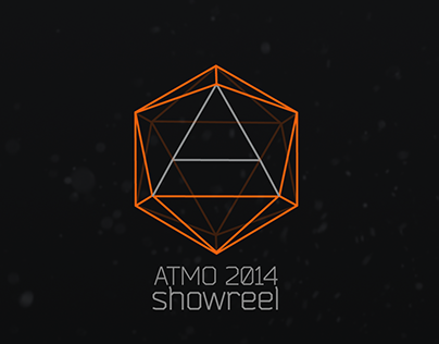 ShowReel 2014 by AtmoStudio