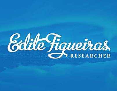 Edite Figueiras Researcher - Visual Identity & Website