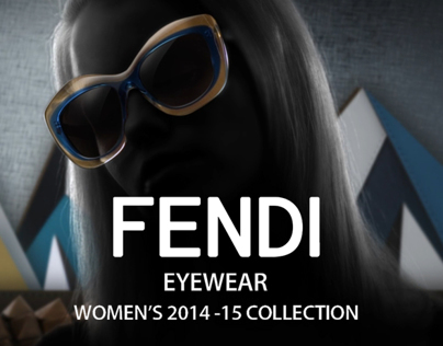 FENDI EYEWEAR // FASHION FILM