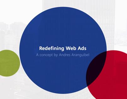 Redefining Web Ads