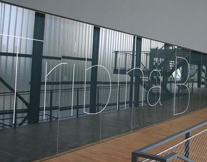 Centar Zamet signage system
