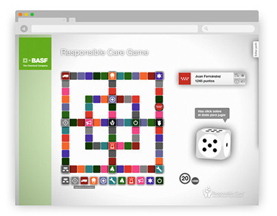 Responsible Care Game BASF