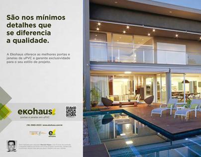 Nova campanha Ekohaus - Revista RBS