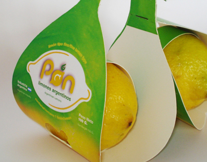 Packaging - Limones PON