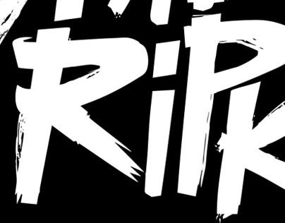 Paul Ripke - Logotype