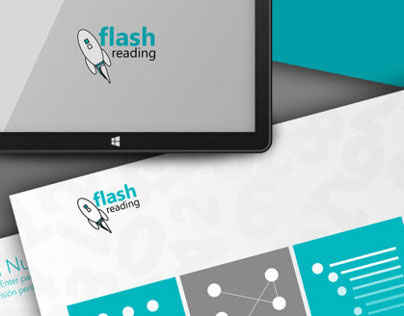 App Windows 8 FLASH READING