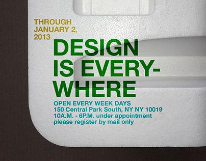 Design Is Everywhere