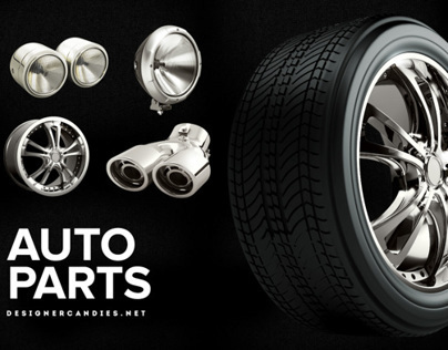 The Auto Parts Pack