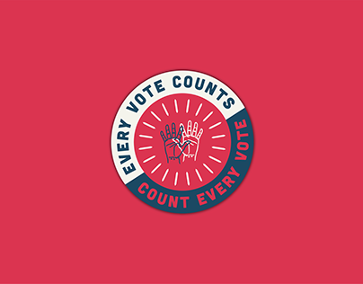 Every Vote Counts.