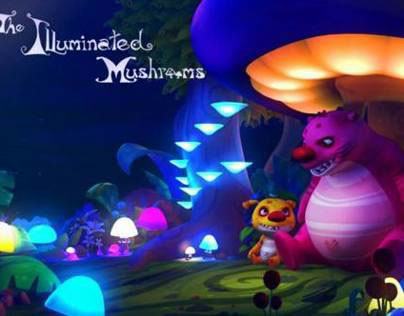The Illuminated Mushrooms