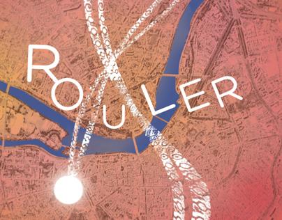 """Triptyque  """"Les transports à Toulouse"""""""