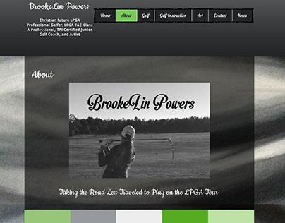 BrookeLinPowers.com 2017/18 Update