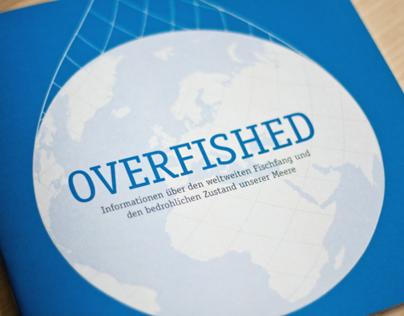 Overfished - Informationsbroschüre Fischfang