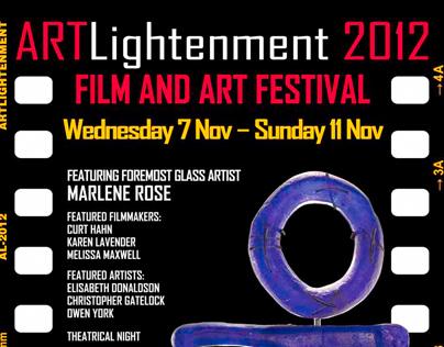2012 Featured Artist at Artlightenment Art Festival