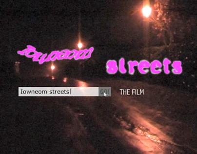 Iowneom streets