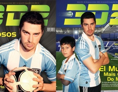 Revista Deportiva - 3D2