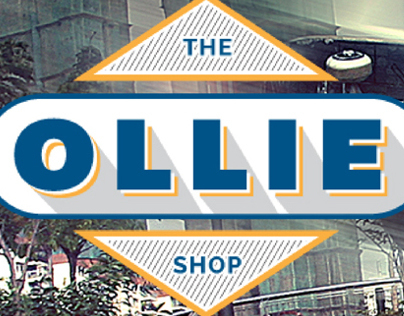 The Ollie Shop (Identity)