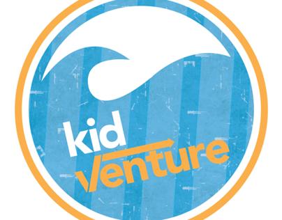 KidVenture San Diego Logo Concept