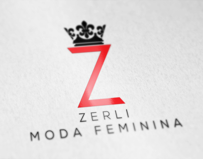 Zerli Moda Feminina - Branding