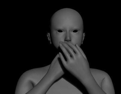 Silent Scream/ Grito Silencioso