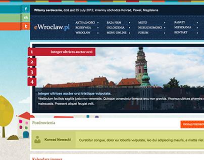eWroclaw - city portal