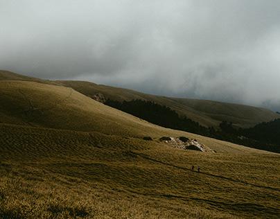 合歡北峰 - Hehuan Mountain North Peak